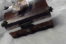 PROIECTE HANDMADE / Diverse proiecte handmade realizate de mine: bijuterii, obiecte decorative, etc.  Enjoy!