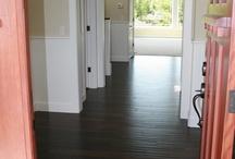 Wood Flooring / Custom wood flooring for your dream home or remodel. #hardwood #flooring #remodel #dream home #custom
