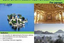 India Holiday Destination Ideas