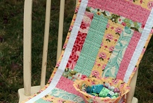 Quilted Table Runners.