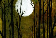 Good Night Moon / by Renee DiLorenzo