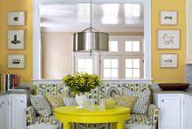 Small living & dining room / Kleo átalakítás - 2. hullám