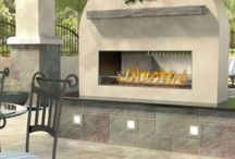 Outdoor Living / Extend the life of your patio and outdoor living space by adding one of these great Outdoor Heating Products. Whether you install an outdoor fireplace, or Patioflame®, Napoleon helps you enjoy those chilly evenings outdoors.