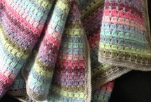 Blankets / Knit and crochet blankets