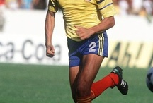 Andres Escobar / A Colombian hero
