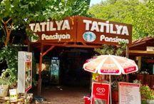 Olimpos Tatilya Pansiyon / Olimpos Tatilya Pansiyon nasıl bir yerdir ?