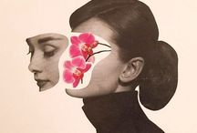 Surrealism collage
