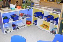 In the Classroom / Classroom organization ideas and tools for early childhood educators!  / by Giraffe Laugh