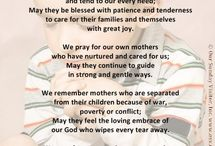 Prayer for Mothers