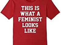 Feminist / Human Rights TShirts and Gifts
