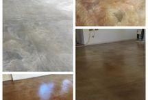 Maku Kemiko / Concrete Acid Stain CANADA