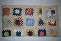 Manta Crochet / Manta Crochet