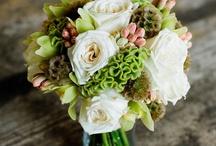 wedding flower ideas / by Kyle Unfug