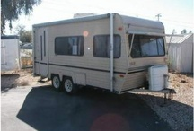 RV's, camping and hiking / by Rene M.