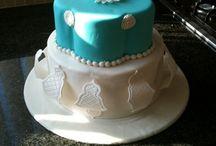PME Royal Icing / Sugar Paste / Sugar Flowers / Mijn taarten