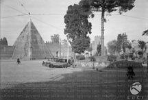 Porta San Paolo/Piramide Cestia