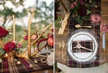 Fall Weddings / Beautiful fall colors and autumn spice provide endless inspiration for your fall wedding. Details and decorations for any fall wedding!
