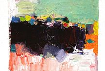 Colori - quadri / by Atina Tina