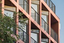 architecture bloki