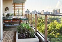 Balcony Landscape