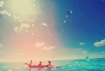 my mia bella's surf / by lulu designs