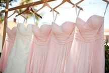 Blush and Peach Wedding Inspiration