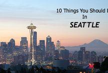 Seattle / 10 u should do in SE