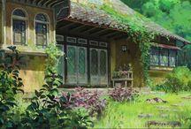 Studio Ghibli / Board dedicated to original art and fanarts from every movie we love