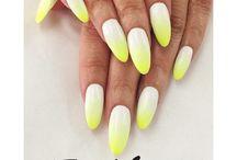 Inspiratie nail art / Nails