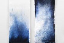 Cyanotype | Cyanotype Art | Cyanotype Print / Alternative photography process | blueprints | sunprints | original cyanotype artwork | cyanotype prints