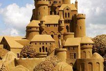 Sand Art / Any art with sand