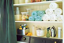 laundry room / by Hilary Philipps