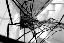 black@white / черно белое, контрастная заливка, контуры, силуэт, микроконтуры