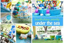 Olivia's 4th Birthday Party Ideas / by Chere Brown Toland