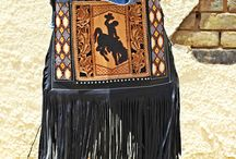 kovboy çanta