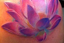 Tattoos / by Hylarie Privett