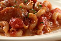 Sausage Recipes / Sausage Recipes that clean up easier thanks to the help of PAM Cooking Spray.