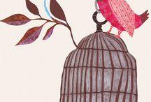CONVERSATIONAL / Illustration and conversational prints