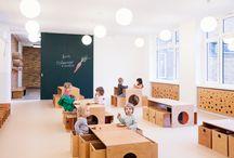 Kindergarten Innenräume