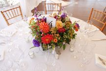 tablescapes / Martha's Vineyard wedding tablescapes