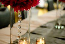 Bryllup rødt