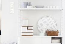 Cozy corners &shelfs white / Cozy corners & shelfs white