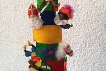 Vilt / Sinterklaasstapel