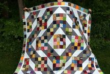 Second Chance Quilts / Any possible quilting or sewing project created with scraps or scraps and yardage.