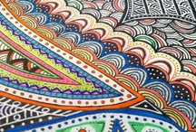 Coloring Pages / by Randee Sue Pratt