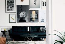 Art and foto arrangements