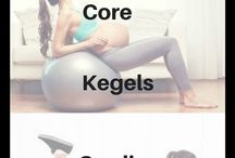 pregnant workouts