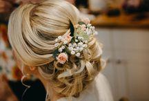 Wedding hair / Wedding hair styling