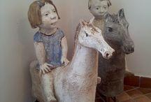 dollie sculptures