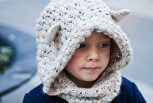 Háčkované pro děti - crochet for kids inspiration